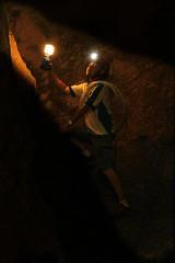 6445 In a limestone cave--Perak , Malaysia (ngchongkin) Tags: cave perak malaysia wonderfulasia earthasia