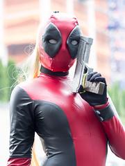 nycc2016-081208 (Mark J. Stein) Tags: 2016 nycc photobymarkjstein photobymarkstein cosplay crossplay deadpool newyork newyorkcomiccon nycc2016