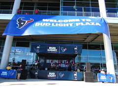 IMG_5822 (grooverman) Tags: houston texans nfl football game nrg stadium budweiser plaza texas 2016 canon powershot sx530