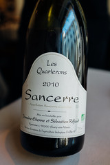 "2010 Domaine Etienne et Sébastien Riffault ""Les Quarterons"" Sancerre (Premshree Pillai) Tags: helsinki finland helsinkiaug16 europe eu ask restaurantask wine redwine naturalwine 2010domaineetienneetsébastienriffaultles quarteronssancerre sancerre rouge tastingmenu dinner dinnerforone summer summer2016"