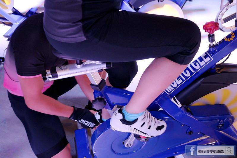 台北松山南京復興站健身房  MUZICYCLE 飛輪拳擊課程082
