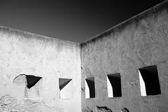 Mediterranean light (Alessio Vincenzo Liquori) Tags: canon 22mm light mediterranean naples napoli campi flegrei campiflegrei castelloaragonese eosm efm biancoenero monocromo monochrome minimalismo astratto minimalism