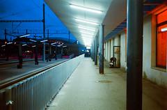 Image 1755 (Narkissos.) Tags: 2014 summer colour film streetphotography street leicam2 leica m2 summicron40mmf2 leicasummicronc40mmf20 summicron 40mm f2 kodakultramax400 kodak ultramax400 c41 colournegative 35mmfilm minoltadimageelite5400 minolta tallinn estonia