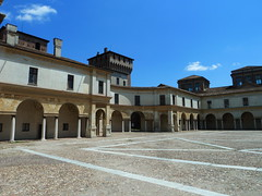 Ducal Palace, Mantua (Kevin J. Norman) Tags: mantua lombardy ducalpalace