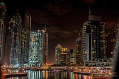 Dubai 02 (apics_chris) Tags: dubai marina hdr nightshoot sky lake colors uae vae abu dhabi emirates