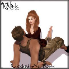 KaTink - Knocked Me Down (Marit (Owner of KaTink)) Tags: katink my60lsecretsale sl secondlife photography 3dworldphotography 60l 60lsales salesinsl