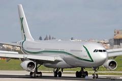 9H-BIG LMML 05-12-2016 (Burmarrad) Tags: airline air x charter aircraft airbus a340313x registration 9hbig cn 374 lmml 05122016