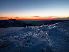 IMG_714220161203 (Zac Li Kao) Tags: canon g1x mountain hiking hike mountaineering snow winter japan naganao kisokomagatake alps central sunset sunrise