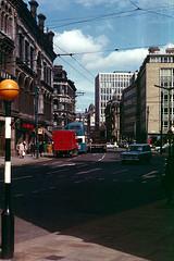 Bradford in the 1970s (shipley43) Tags: trolley bus bradford west yorkshire uk 1970s 35mm slide