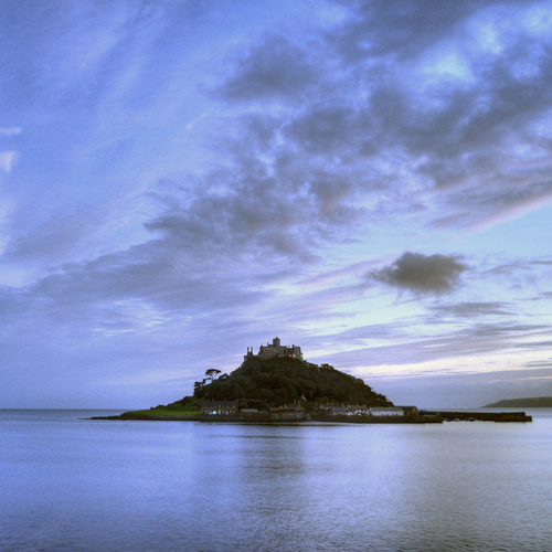 St Michael's Mount as an island (2)