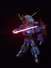 Not a Light Saber (Sam.C (S2 Toys Studios)) Tags: zetagundam gundam mobilesuit lego moc s2 80s scifi mecha anime japan spacecraft