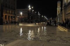 Saragozza (Nicola Degani) Tags: spagna spain pilar saragozza pontedepiedra notte night churro tapas europa europe goya