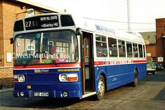 1495 (HL) TOE 495N (WMT2944) Tags: 1495 toe 495n leyland national mk1 wmpte west midlands travel