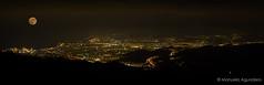 Mi Mlaga bella a la luz de la luna... #nocturna #night #mlaga #luna #moon #superluna #2016 #costadelsol #andaluca #espaa #spain #miradormontesdemlaga #montesdemlaga #bahamlaga #mediterrneo #turismo #tourism #paisaje #landscape #noche #luces #ligh (Manuela Aguadero) Tags: canon mediterrneo panormica moon espaa paisaje turismo landscape photography panorama spain lights luna photographer canoneos noche canon7d 2016 tourism nocturna montesdemlaga superluna andaluca bahamlaga miradormontesdemlaga night mlaga panoramic luces costadelsol