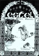 Sociedad_Tolkien_Espanola_Revista_Estel_19_portada (Sociedad Tolkien Espaola (STE)) Tags: ste estel revista tolkien esdla lotr