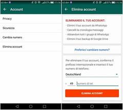 Come cancellare l'account WhatsApp - Guida per principianti (ideativasitiweb) Tags: account comecancellarelaccountwhatsapp whatsapp