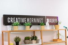 CreativeMornings/Madrid: Fantasy (CreativeMornings/Madrid) Tags: ai ibm watson breakfast charla cmmad creativemornings creativity desayuno innovación soulsight talk tecnología