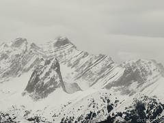 From Mist Ridge (David R. Crowe) Tags: landscape mountain mountainscrambling nature outdooractivities scrambling turnervalley alberta canada