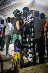 Baye Fall Wedding (muckster) Tags: meike africa bayefall baygoor chanting dakar dancing drumming senegal wedding yoff baye goor