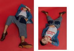 layout (22) (Ed Enclona) Tags: manila photographer philippines photography fashion editorial film filmish outdoor woman street color colorpalette red inspiration vogue photooftheday nikor nikon mnl mydailyroutine mydailyphotos flickr portrait portraiture lady pretty asian retrato dailyroutine art direction artdirection scheme colorscheme movie cinematic pale style denim couple