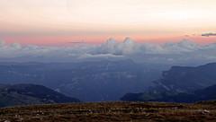 Sunset on the plateau of Lessinia (ab.130722jvkz) Tags: italy veneto trentino alps easternalps venetianprealps mountains sunset