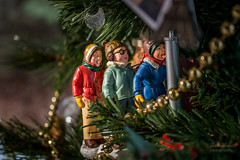 I triple dog dare you (paulstewart991) Tags: canon70d canadian meaford ornament christmas tree decor cinema holidays closeup shallowdof greycounty