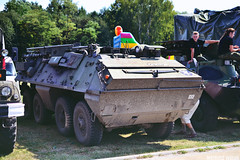 DSC_0606 (Mateusz Woek) Tags: black car truck soldier army mercedes benz tank polish august limo mercedesbenz kit hummer h1 h2 humvee kitcar tatra tychy 2015 t34 polskiego wito czog sierpie wojska onierz spadochroniarz