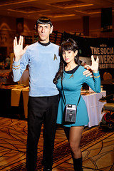 Spock and Friend