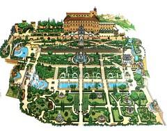 Veduta di Villa d'Este