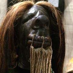 Shrunken head (scotted400) Tags: museum university oxford oxforduniversity shrunkenheads pittriversmuseum