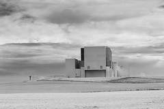 Torness nuclear power station (Adam Fowler) Tags: industry scotland nuclear eastlothian torness