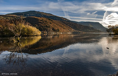 Morning Light on Llyn Padarn (Paul Sivyer) Tags: llanberis snowdonia llynpadarn paulsivyer wildwalescom
