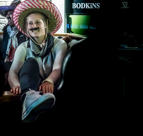 THE BEST NIGHT EVER AT THE HUNGRY MEXICAN [BODKINS ON BOLTON STREET]-108666