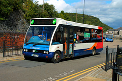 Stagecoach CN06LDX 47342 (welshpete2007) Tags: solo stagecoach optare 47342 cn06ldx