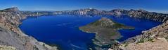 Crater Lake (upsa-daisy) Tags: