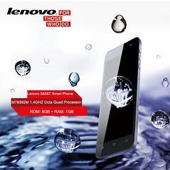 Lenovo Smartphone Dual Sim (Photo: paul.garcin on Flickr)