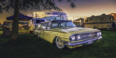 Fair Wagon (Steve Walser) Tags: camping chevy trailer stationwagon boler