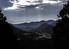 Estes Park, Colorado (Sugardxn) Tags: trees photoshop canon landscape rockies colorado rocks rockymountains estespark canoneos7d canon7d sugardxn garypentin
