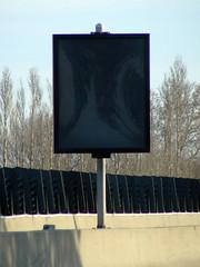 2007-0009 | A7, panneau à message variable (La Signathèque) Tags: danger led route autoroute signalisation a7 panneau lacroix trafic diode pictogramme sécurité