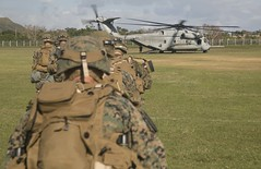 Marines CH-53 Super Stallion (larson.thor) Tags: japan usmc aircraft helicopter okinawa marinecorps ch53superstallion