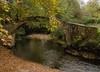 Puente de Sara. (alcahazada) Tags: bridge autumn naturaleza fall nature water río river landscape puente agua stream paisaje otoño navarra aquitania greatphotographers saariysqualitypictures masterclasselite