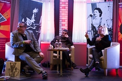 LOUDER THAN WORDS FESTIVAL 2015 (Mudkiss) Tags: festival words literary workshops johnrobb palacehotelmanchester louderthanwords musicadvice zoehowe louderthanwordsfestival louderthanwordsfestival2015
