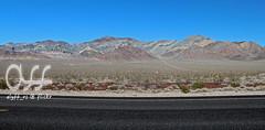 Levels of concrete, earth, and sky // Níveis de concreto, terra, e céu (alysson.ferrari) Tags: california usa trips deathvalley viagens