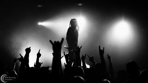 HELLYEAH - September 29, 2016 - Hard Rock Hotel & Casino Sioux City