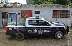 Policia Estatal de Limones (QUINTANA ROO) (alberto vtr) Tags: policia police estatal partida limones quintana roo mexico car coche pickup emergencias comisaria condado coches cars 4x4 066 1468