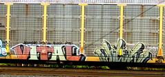 vital - size21 '06 (timetomakethepasta) Tags: sleep optoe vital size21 dnb mothers day freight train graffiti erika art autorack