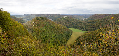 Schwäbische Alb near Bad Urach, Germany