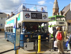 vr final weekend (BayDevon) Tags: vr final weekend torbay railriverlink buses open tops north somerset coaches service 100 totnes paignton torquay vdv134s vdv138s uwv614s run friday30thsept saturday1stoct sunday2ndoct