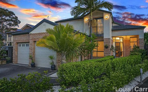 32 Balfour Avenue, Beaumont Hills NSW 2155