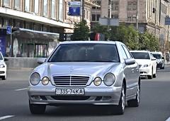 335-74KA (Vetal 888 aka BB8888BB) Tags: mercedes e320 eclass w210 licenseplates ukraine kyiv  11 33574ka